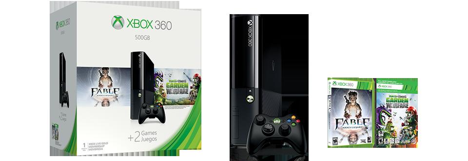 Xbox 360 Spring Value Bundle