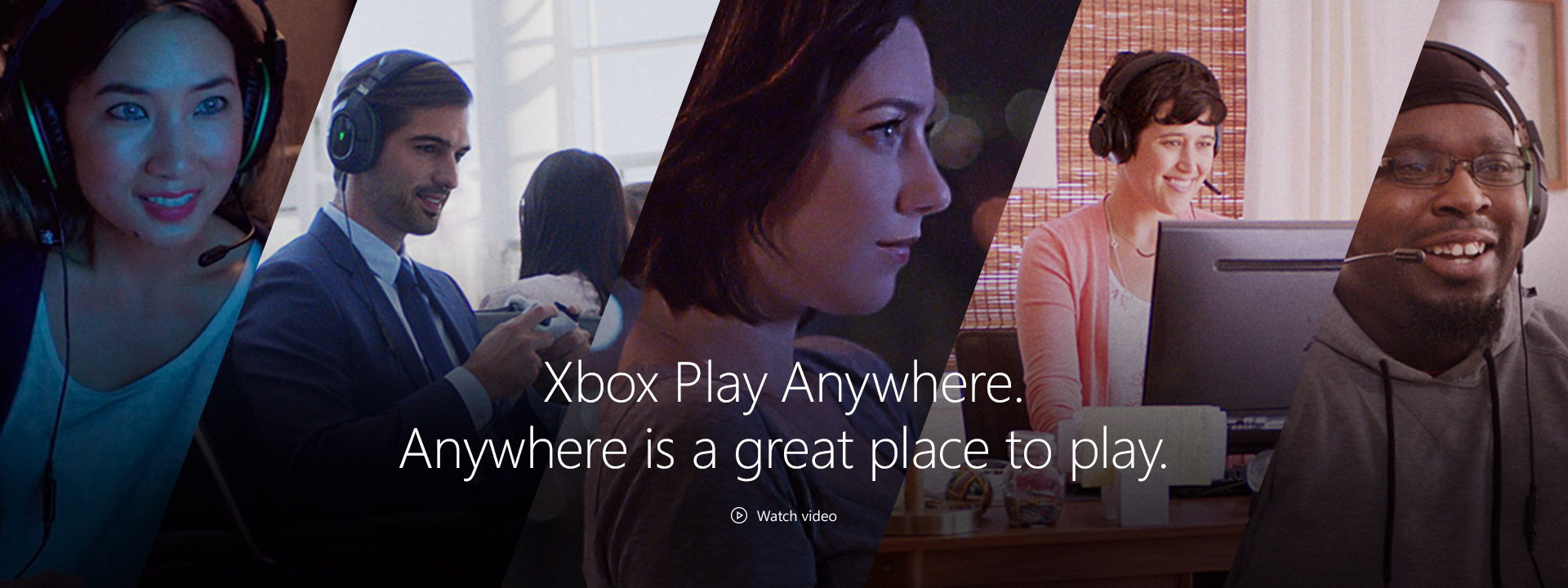 Xbox Play Anywhere