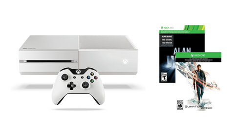 Xbox One Special Edition Quantum Break Bundle (500GB)