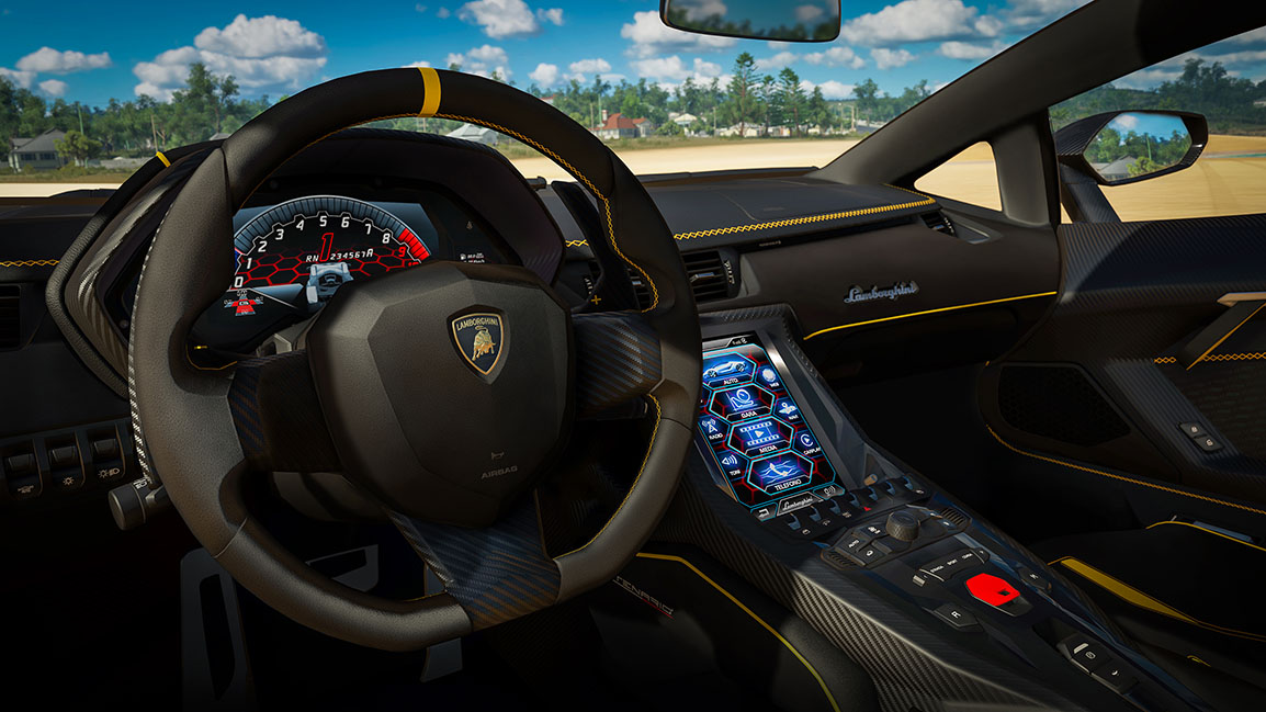 Lamborghini luxury
