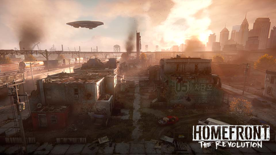 Homefront: The Revolution screenshot 02