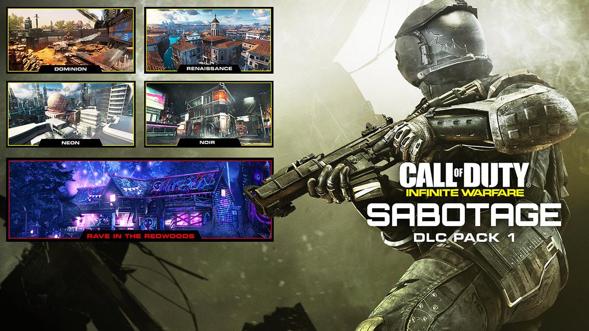 DLC Sabotage