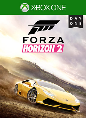 Forza Horizon 2 Day 1 Edition Box Shot