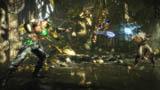 Mortal Kombat X Kano versus Raiden