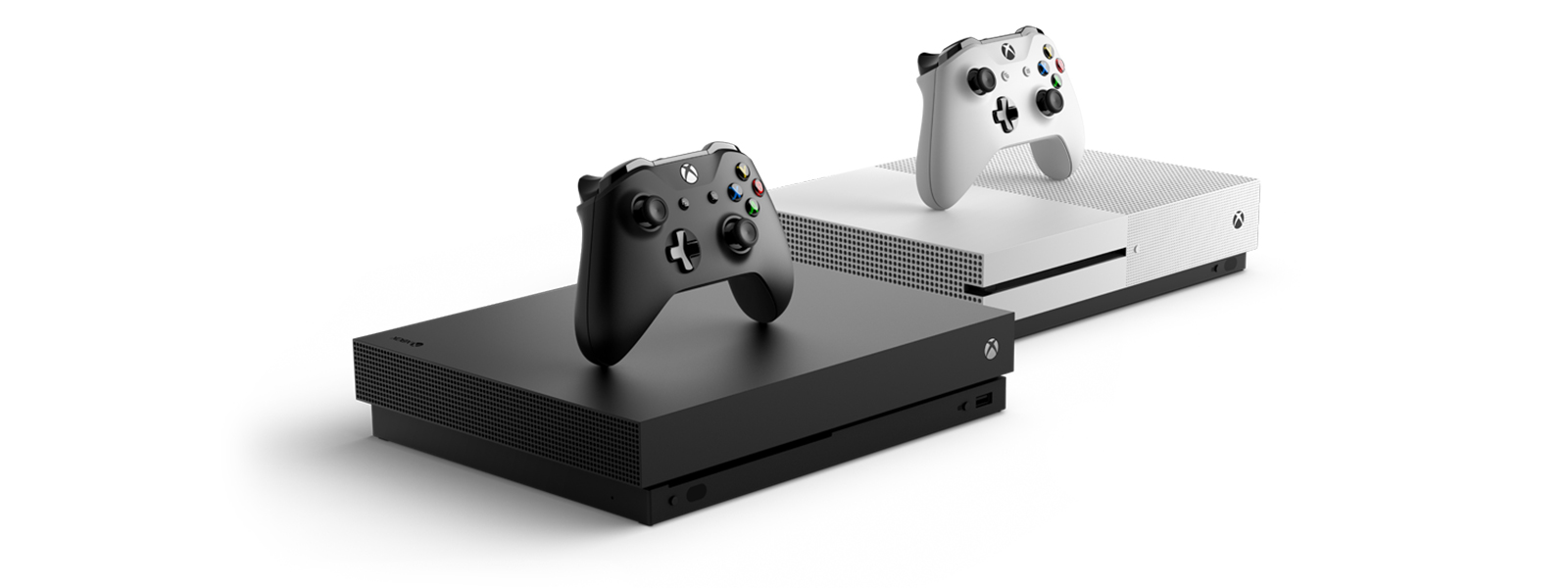Xbox Hayle ve Xbox One S