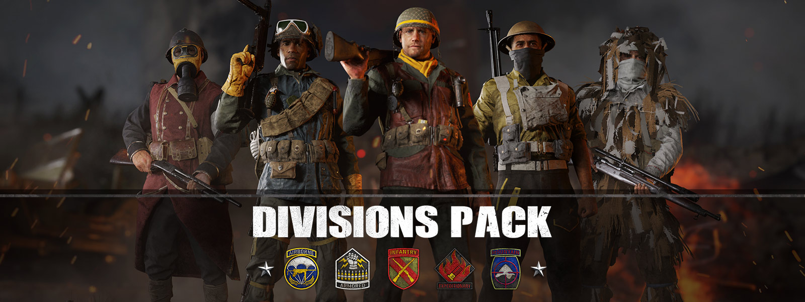 Divisions Pack Infantry Division Riflemen