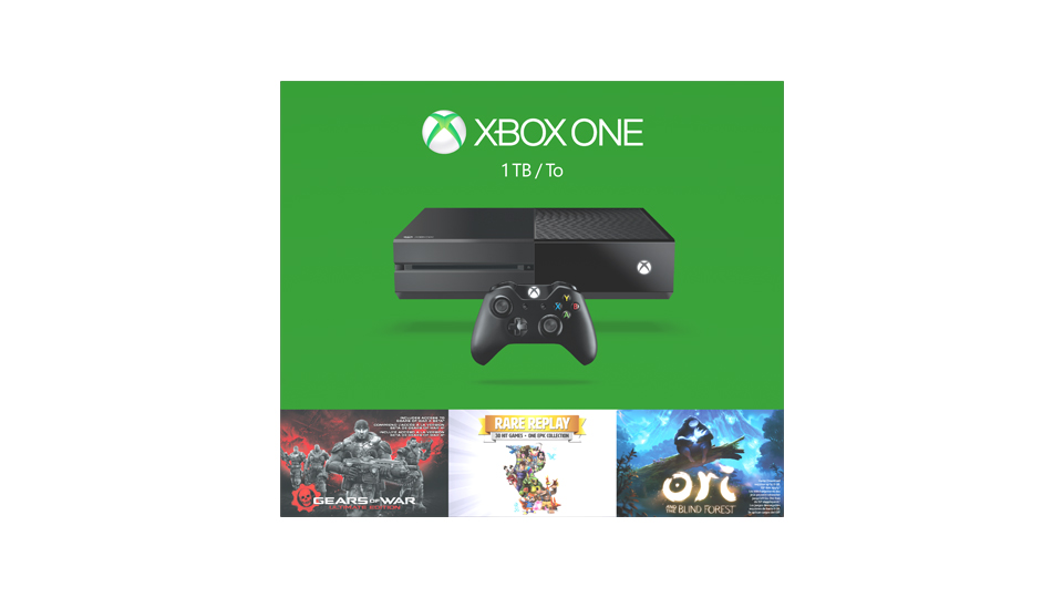 Xbox One Game box front