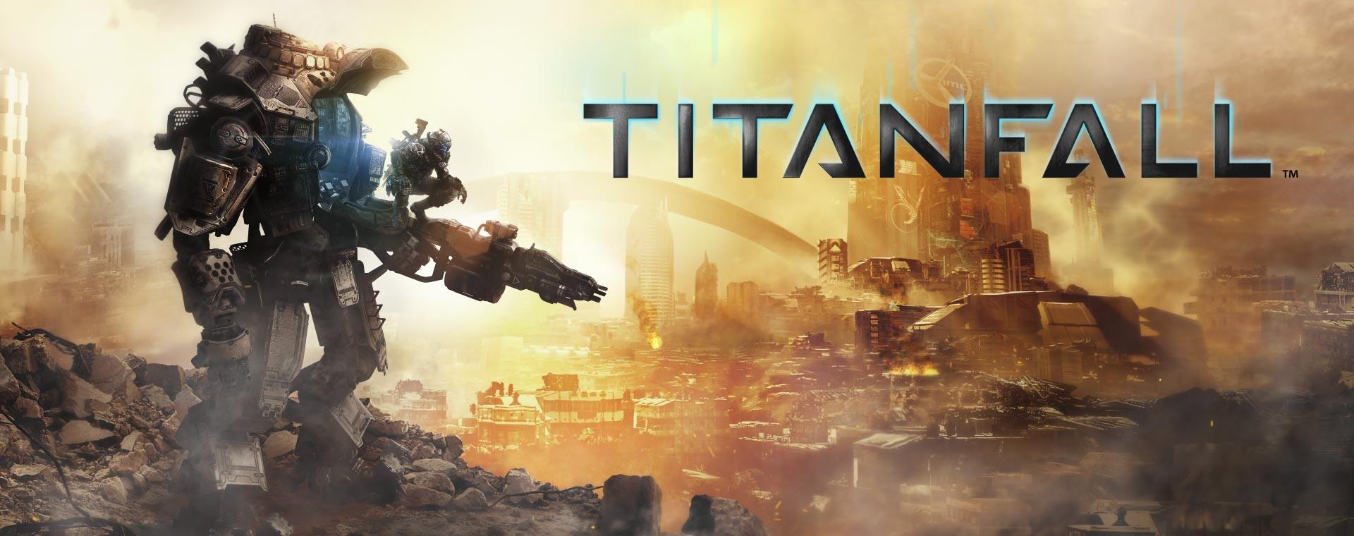 ارزش گذاری بازی TitanFall