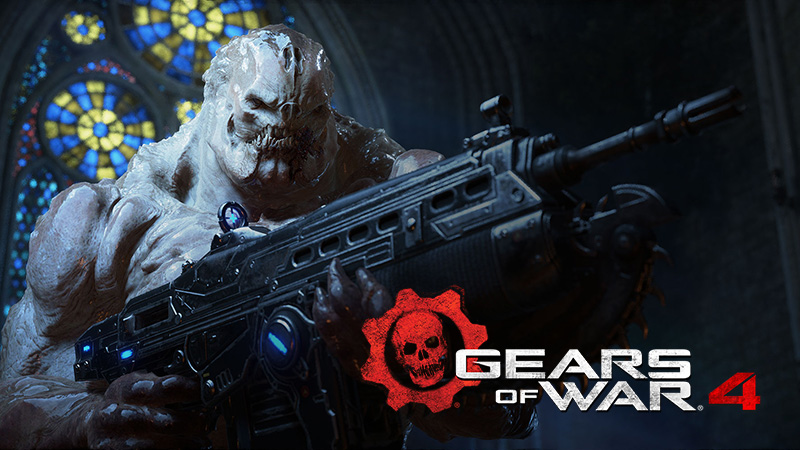 Save $40 on Gears of War 4