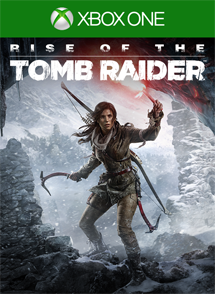 Rise of the Tomb Raider Standard Edition