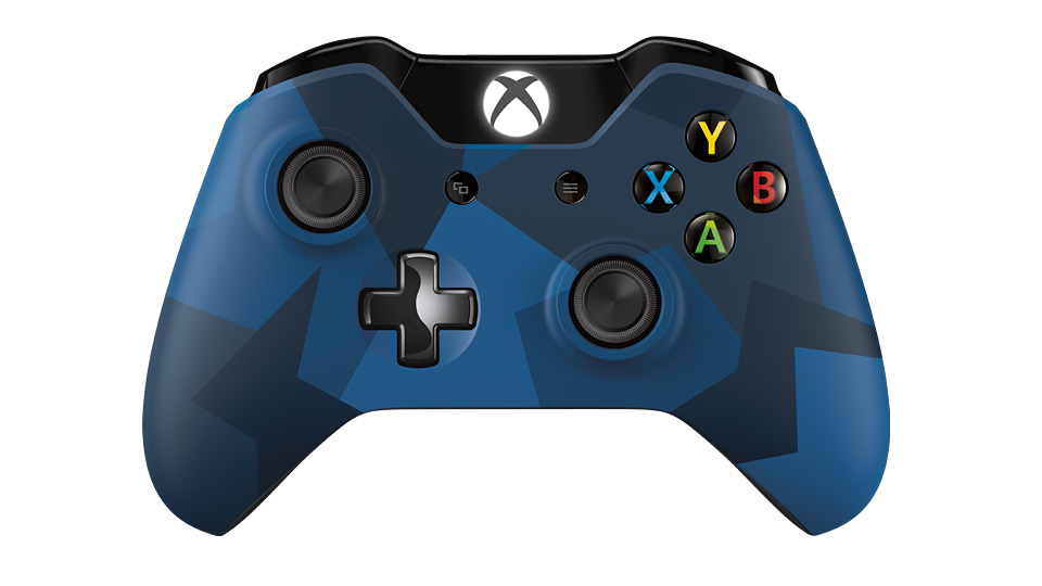 Xbox One Midnight Forces Wireless Controller