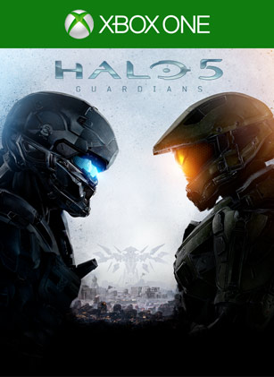 Halo 5: Guardians Digital Standard Edition Box Shot