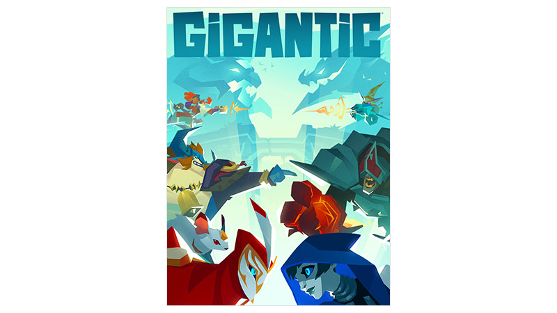 Gigantic Standard Edition