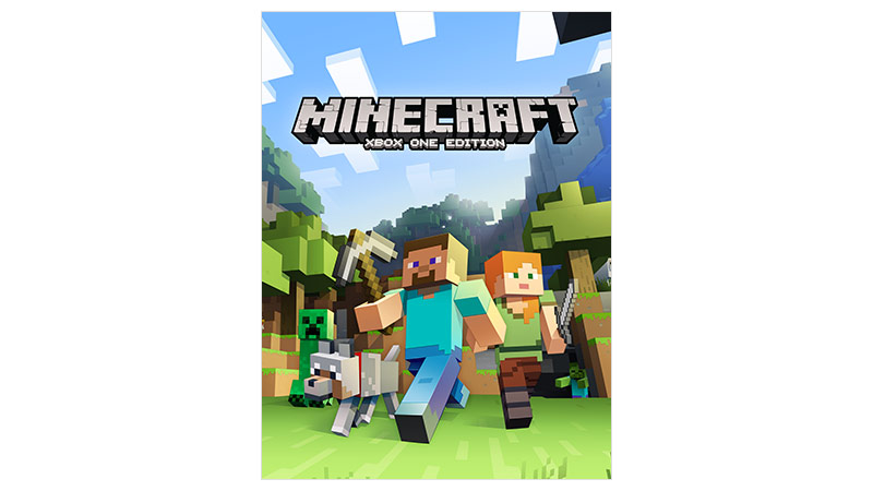 Minecraft édition Xbox One