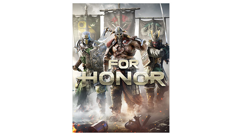 For Honor Standard Edition – Verpackung